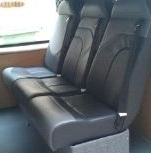 Camper and motorhome seats