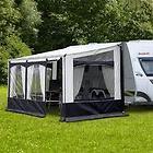 Camper, caravan and motorhome awnings
